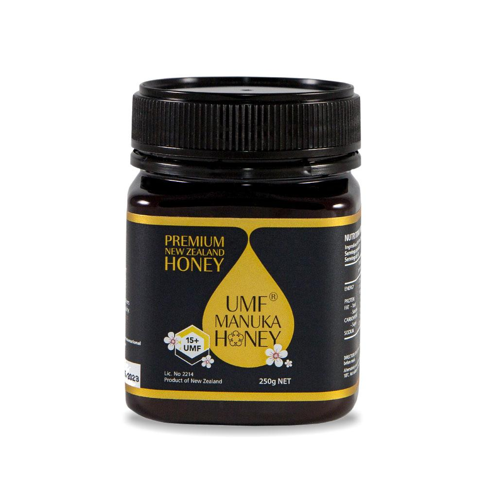 PNH UMF 15+ Manuka Honey NZ 250G - Honey Australia
