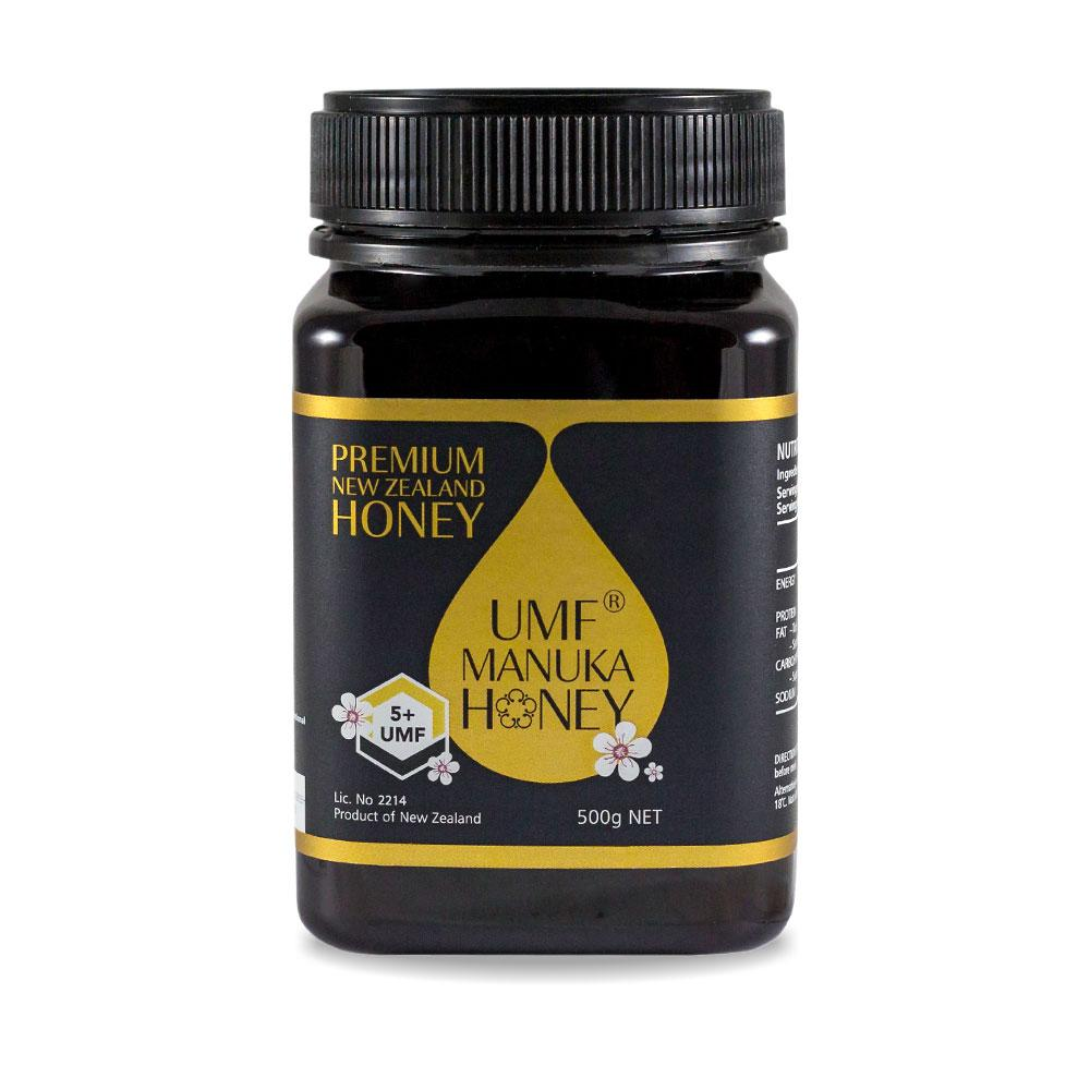 PNH UMF 5+ Manuka Honey NZ 500G - Honey Australia