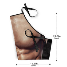 Funny and Sexy Muscle Man Kitchen Cooking Apron