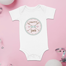Personalized Baby Bodysuits Onesie Custom Name