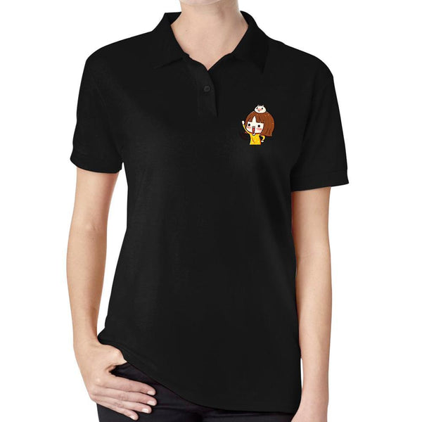 Custom Photo Polo Shirt Gifts for Love
