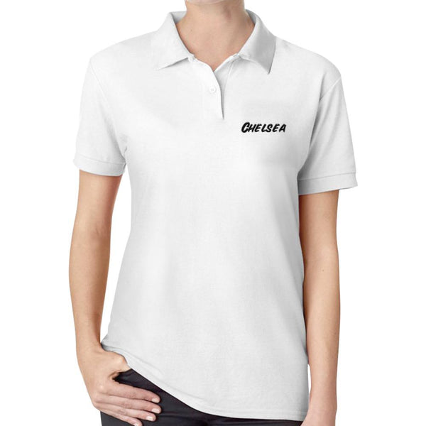 Custom Name Polo Shirt 2 Colors