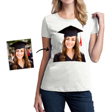 2020 Graduation Gifts Custom Photo T-shirt