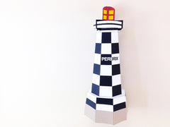 DiY kit papier phare Perdrix