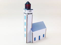 DiY kit papier phare Les Moutons