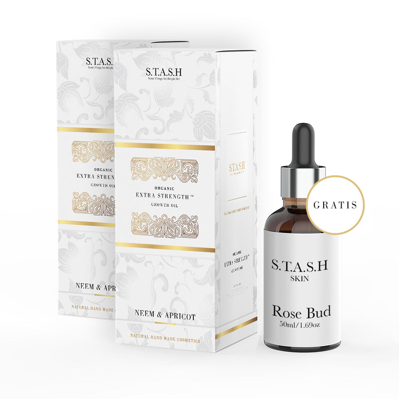S.T.A.S.H. Extra Strength Growth Oil