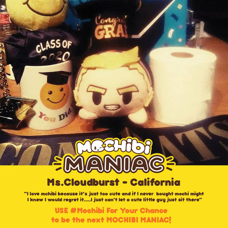 Mochibi Maniac March 2021 -  Ms. Cloudburst from CA