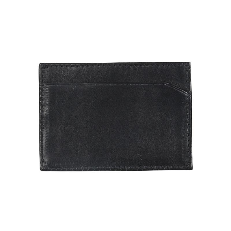 Leather Slim Wallet - Deszine Talks