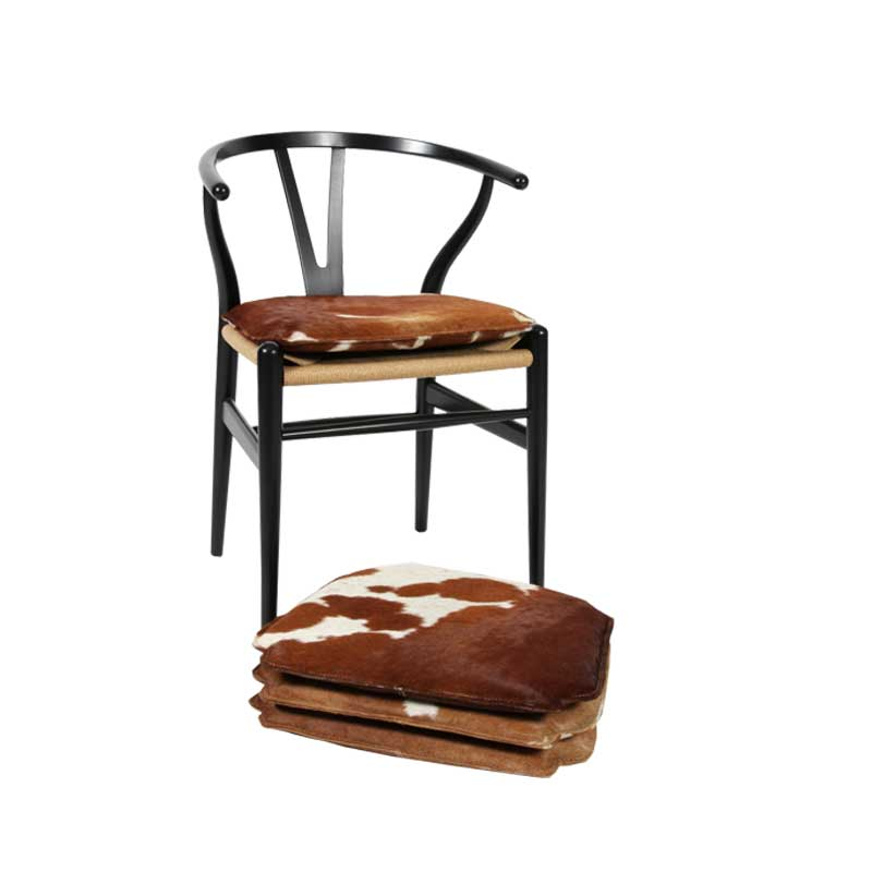 Cushion set for Hans J. Wegner's Y chair. (6) - Deszine Talks