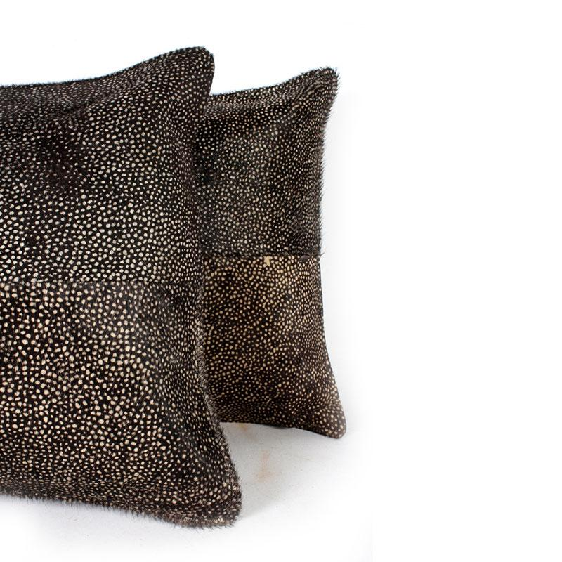 Leather Cushion Cover - Deszine Talks