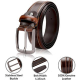 Leather Belt 5-50 - Deszine Talks
