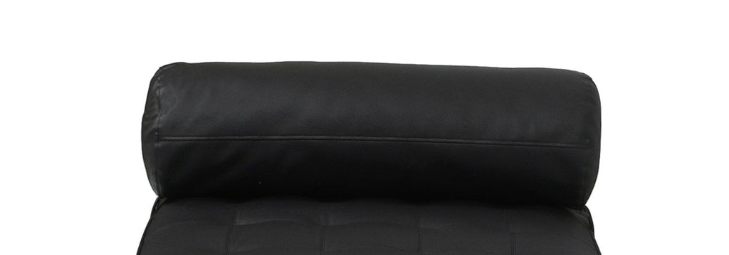 Leather Cushion Minimal Pillow - Deszine Talks
