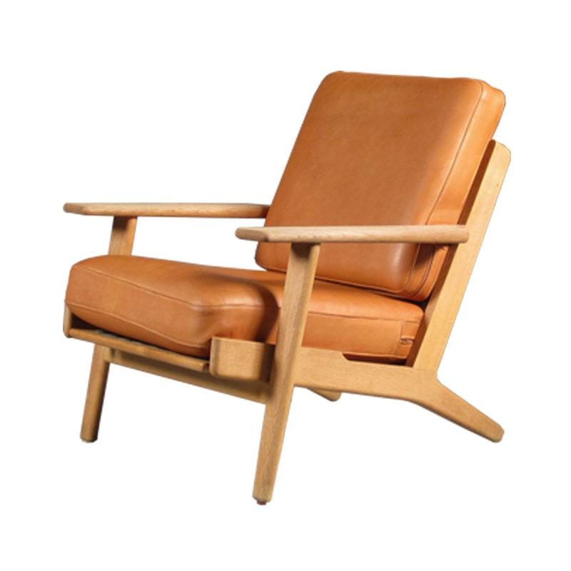 Cushion set for Hans J. Wegner Armchair GE290 (2) - Deszine Talks
