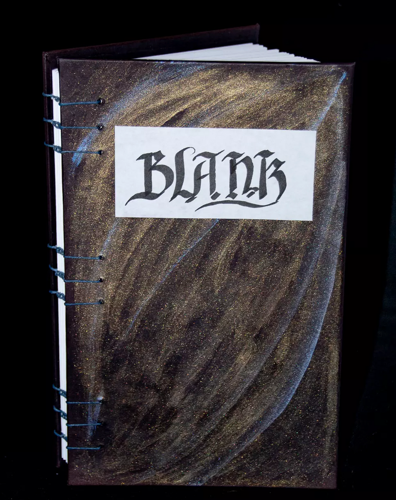 """The (NOT) Blank Book"" by Charlotte Mauler Hayes"