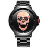 Pirate Skull Style Quartz Watch