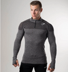 Quick Drying Breathable Long Sleeve Men's Activewear Top