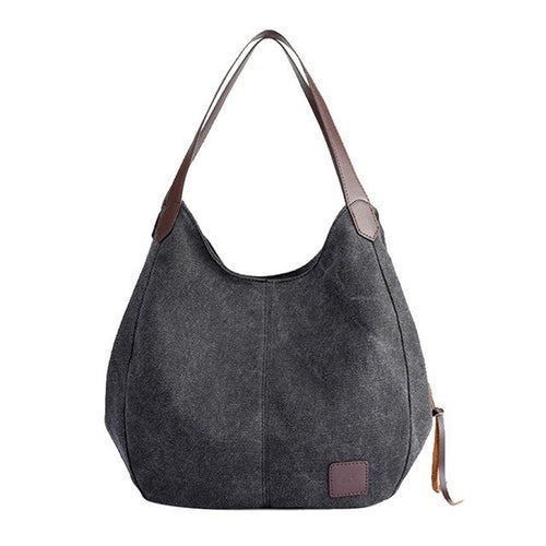 Casual and Stylish Shoulder Tote Bag With Color Options