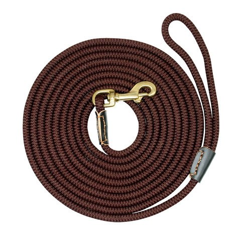 Nylon Dog Leash that is Non-Slip For Running
