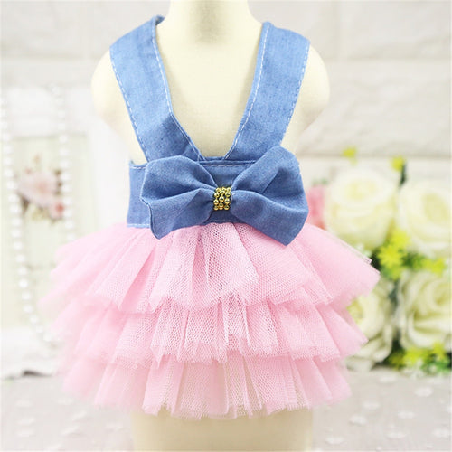 Adorable Dog Tutu Dress