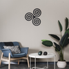 Triskelion - Metal Wall Art
