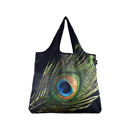 Reusable YaYbag JUMBO size - Peacock Bag