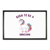 Born to Be A Unicorn, Doormat
