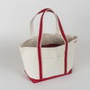 Classic Boat Style Tote Bag With Choice Of Colors