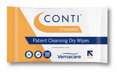 Conti Standard Regular - 26cm x 18cm - 1 Case (32 Packs of 100)