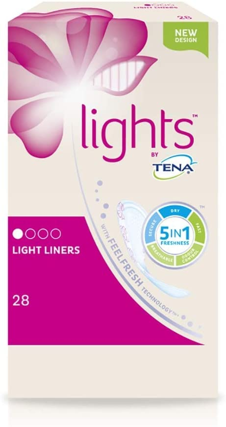 Tena Light Liner (Pack of 28)