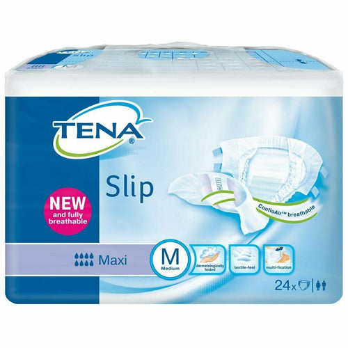 Tena Slip Maxi Confio Air Medium - Pack of 24