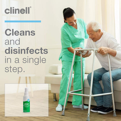 Clinell 60ml Spray - Kills 99.99% of Germs