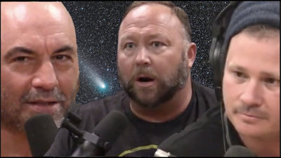 JRE on Aliens (Compilation)