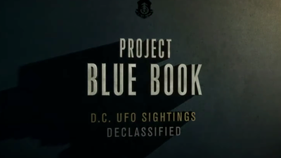 Project Blue Book: Declassified - The True Story of the D.C. UFO Sightings