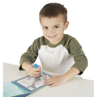 Water Wow! Under The Sea Water Reveal Pad - On the Go Travel Activity