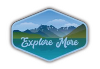 Explore More Diecut Vinyl Sticker