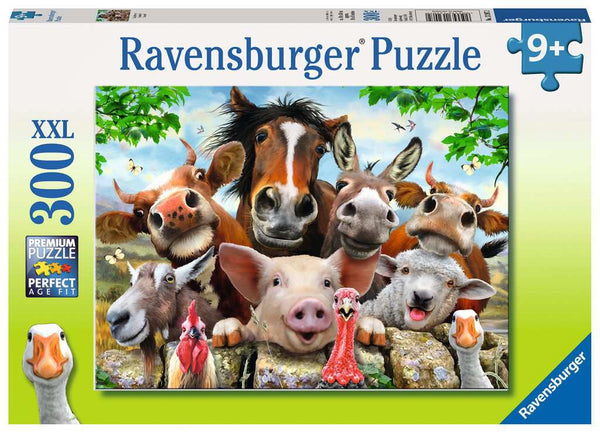 Say Cheese!, 300pc Animal Puzzle by Ravensburger