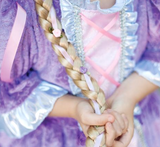 Storybook Braid Headband - Blonde