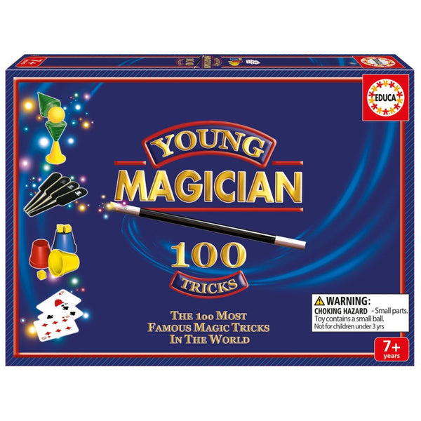 Young Magician's 100 Tricks Set