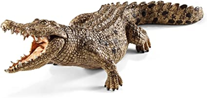 CROCODILE 14736 Schleich Animal Figure