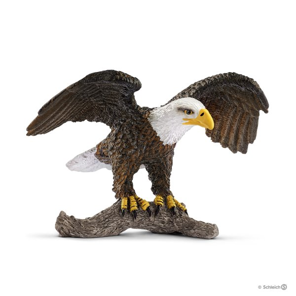 BALD EAGLE 14780 Schleich Animal Figure
