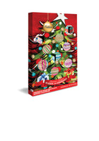 8 OZ. CHRISTMAS TREE COUNTDOWN ADVENT CALENDAR
