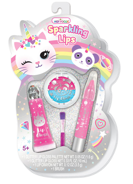 Caticorn Sparkling Lips Set