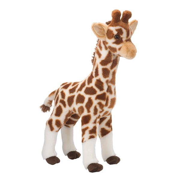 "Bentley Giraffe, 20"" Douglas Cuddle Plush"