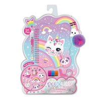 Caticorn Drop A Note Writing Set