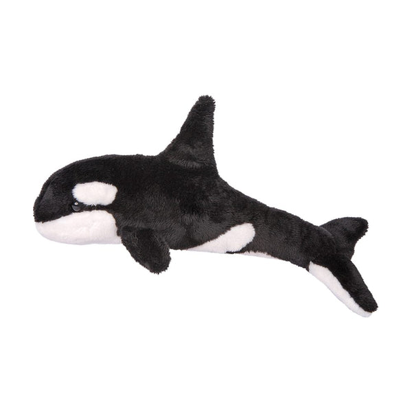 "Spout Orca Whale, 12"" Douglas Cuddle Plush"