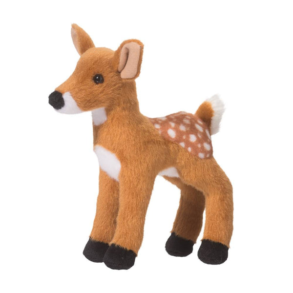 "Glory Fawn Deer, 8"" Douglas Cuddle Plush"