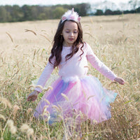 UNICORN TUTU AND HEADBAND SET