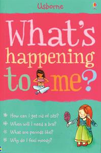 What's Happening to Me? (Girls Edition) Book