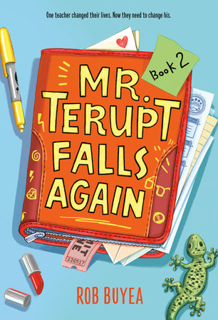 Because of Mr. Terupt By ROB BUYEA (Book 1)