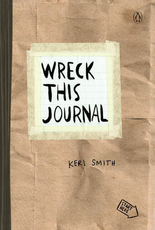 Wreck This Journal (Paperbag Cover) Expanded Ed. By KERI SMITH